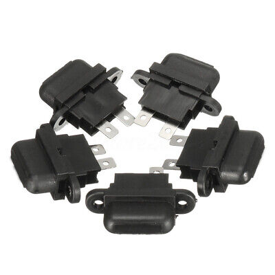 $ CDN7.01 • Buy 5pcs 30A Amp Auto Blade Standard Fuse Holder Box For Car Boat Truck With Cover