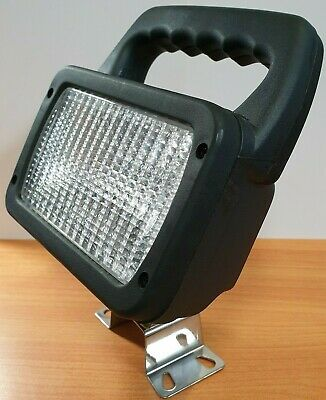AU19.50 • Buy Work Light Rectangle H3 Globe 4x4 Truck Bus Boat Tractor Excavator