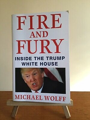 AU17.50 • Buy Fire And Fury: Michael Wolff (Paperback, 2018)