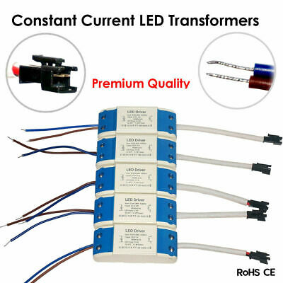 £2.53 • Buy Constant Current LED Transformer Driver 3W/5W/7W/9W/12W LED Driver Top Quality