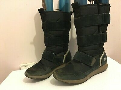 CLarks Genuine Leather Lined Size 5 Walking Hiking Womens Ladies Boots Shoes (PH • 14.99£
