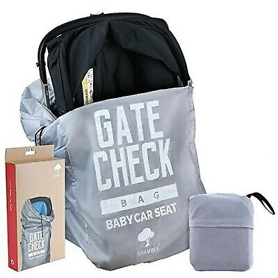 £19.73 • Buy Baby Car Seat Travel Bag For Airplane Gate Check In Premium Quality