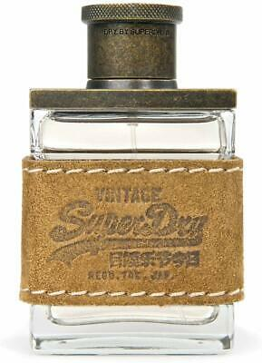 Superdry Vintage Dry 100ml Cologne Spray • 27.50£