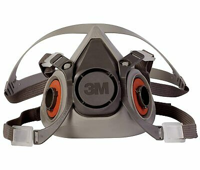 $ CDN45 • Buy Genuine NEW 3M 6200 Half Face Respirator(60926 Filters Not Included