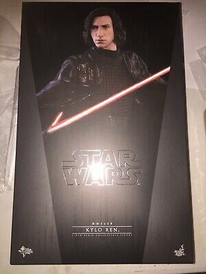 $399.99 • Buy Hot Toys Star Wars The Last Jedi Kylo Ren 1/6 Adam Driver MMS438 US SELLER