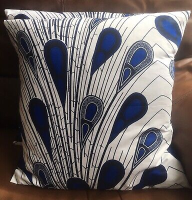 African Print Envelop Style Cushion Cover • 7£