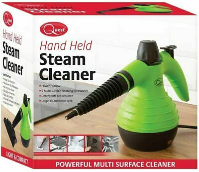 £28.99 • Buy Universal  Steam Cleaner Hand Held Steamer Electric Portable Kitchen Tile