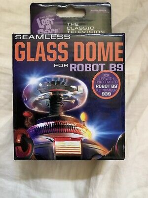 $ CDN43.58 • Buy Lost In Space B9 Robot Glass Dome Kit 947 For B-9 Moebius Models 939 Unassembled
