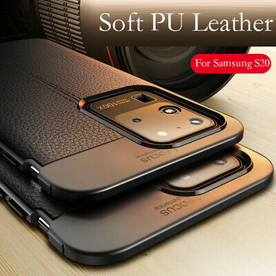 $ CDN5.45 • Buy For Samsung S20 S10 S9 S8 Plus Luxury Soft PU Leather Shockproof Back Case Cover