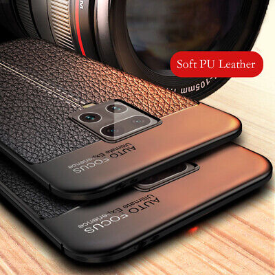 $4.27 • Buy For Xiaomi Redmi Note 9 8 7 Pro Luxury Soft PU Leather Shockproof Case Cover