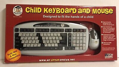 £31.90 • Buy Child Keyboard And Mouse By My Little Genuis