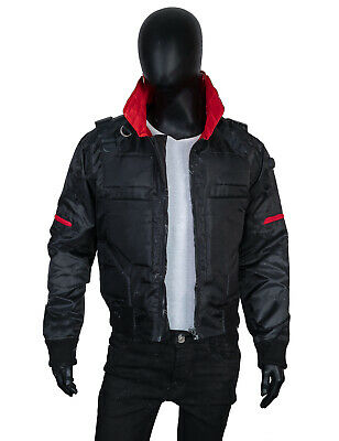 $ CDN233.85 • Buy Cyberpunk 2077 Jackie Welles Black Jacket | Jackie Welles Bomber Jacket