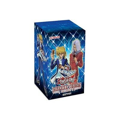 YuGiOh Legendary Duelists: Season 1 | Sealed Box Of 2 Packs | FIRST EDITION  • 15.99£