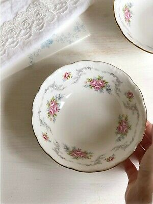 £16 • Buy  Royal Albert 'Tranquillity' Vintage, Shabby Chic Breakfast Cereal / Soup Bowl