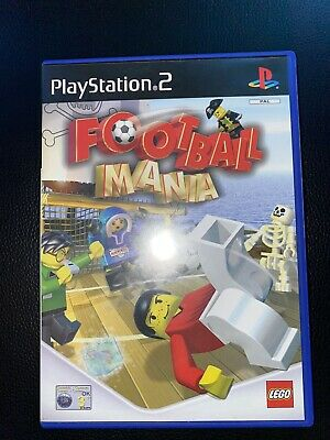 £12 • Buy Lego Football Mania PS2 Complete (PAL)