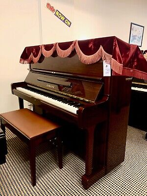AU5295 • Buy YAMAHA U1A-ADVANCE  Piano-1OYEARS WARRANTY-MADE JAPAN $5295
