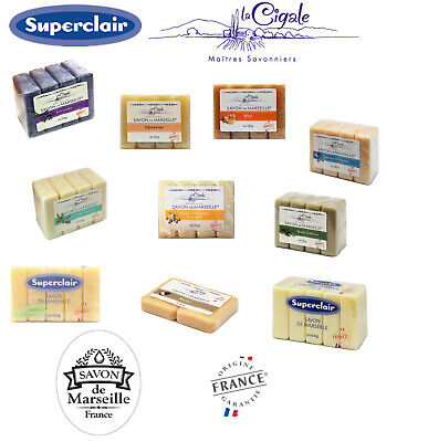 £3 • Buy Genuine Marseille Soaps- Various. Pure, Petrochemical And Paraben-free