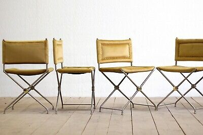 6 X Vintage MidCentury Modern Dining Chairs By George Ciancimino Designers Guild • 2,645£