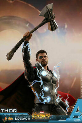 $ CDN359.99 • Buy Avengers: Infinity War - Thor 1/6 Scale By Hot Toys (MMS474) New!