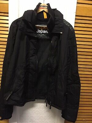 """Super Dry Professional The Wind -cheater Bomber Unisex Winter Jacket Size Small"""" • 35£"""