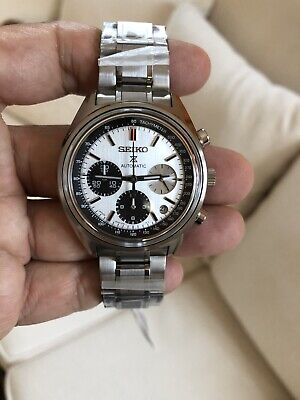 $ CDN4476.38 • Buy Seiko Panda 50th Anniversary LE Automatic Chronograph Watch SRQ029J SBEC005