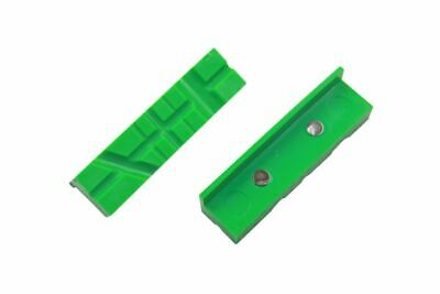 £6.45 • Buy Engineers Soft Vice Jaws 4  100mm Magnetic Jaw Pads Bench Vice Non Marking 2674