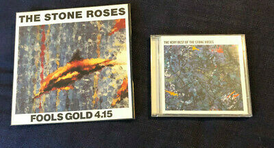 £25 • Buy The Stone Roses - Fools Gold 4.15 7in & The Very Best Of The Stone Roses Cd Unpl
