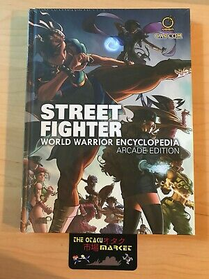 AU44.58 • Buy Street Fighter World Warrior Encyclopedia / NEW Art Book From Udon