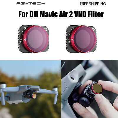 AU34.92 • Buy PGYTECH ND Camera Lens Filter For DJI Mavic Air 2 Drone Accessories CBY