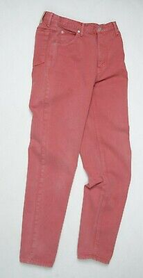 EDWIN Men Jeans W29 L34 Vintage 90's Japanese Denim Coral Pink Made In Japan • 34.90£