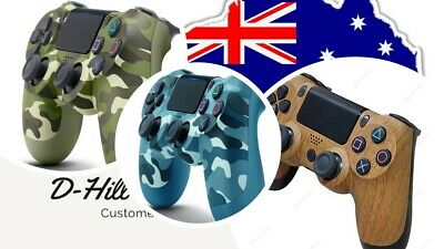 AU55.99 • Buy Bluetooth PS4 DualShock  Playstation 4 Wireless Controller  Version 2 QLD Stock
