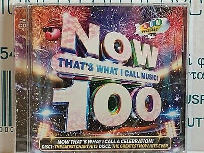 Now Thats What I Call Music 100 2cd Set Various Artists • 2.99£
