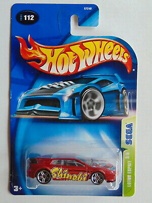 $ CDN3.30 • Buy 2003 Hot Wheels Lotus Esprit Diecast - Sega Series
