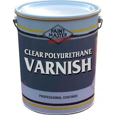 Clear Yacht Gloss Varnish 2.5L Interior/exterior, Super Tough • 33£