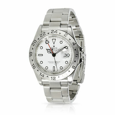 $ CDN9577.97 • Buy Rolex Explorer II 16570 Men's Watch In  Stainless Steel