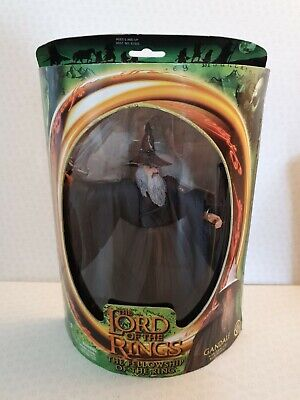 Gandalf Action Figure Lord Of The Rings The Fellowship Of The Ring Toy Biz Rare • 34.99£