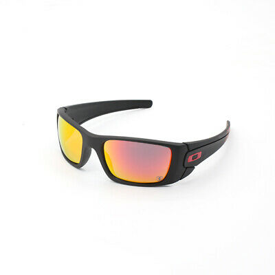 AU59.99 • Buy Brand New Oakley Fuel Cell Polarized Sunglasses Ruby Lens