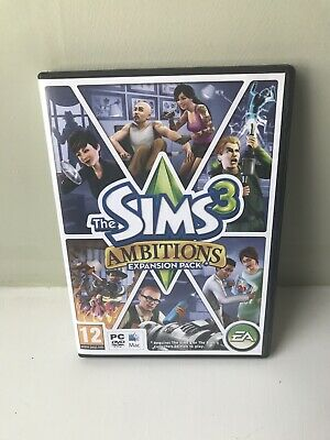 The Sims 3: Ambitions Expansion Pack (PC: Mac, 2010) • 5.08£