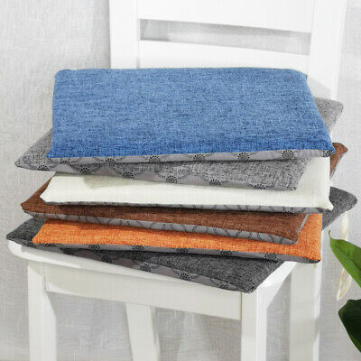 AU16 • Buy Indoor Outdoor Cushion Seat Chair Pad With Ties Garden Dining Yard Patio Office