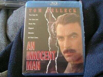 An Innocent Man Tom Selleck [Blu-ray Region 1 PAL] • 8.95£