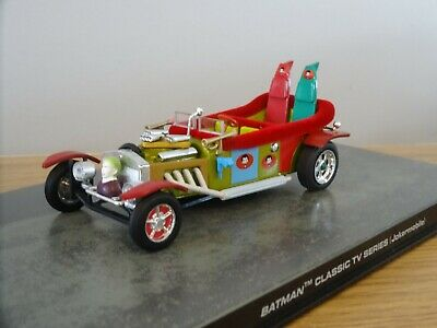 Altaya Batman The Joker Jokermobile Classic Tv Series 1966 Car Model Ey75 1:43 • 16.09£
