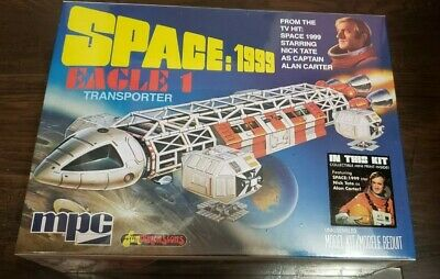 $23.99 • Buy MPC Space:1999 Eagle 1 Transporter Model Kit AMT NEW MPC791 Set Auto World