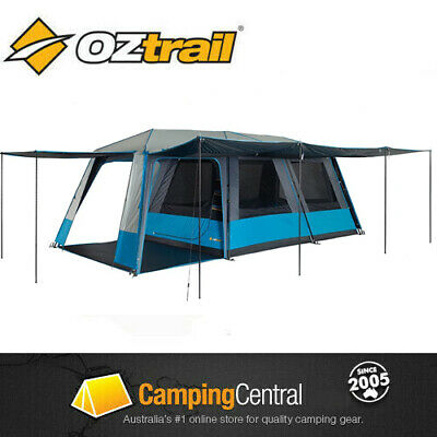AU449 • Buy Oztrail Fast Frame Roamer 10 Instant Up Tent 10 Man Person Pop Up Turbo Tent