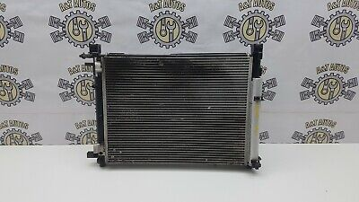 Renault Clio Mk4 0.9 Tce Manual Complete Radiator Rad Pack With Fan '13-16 • 150.30£