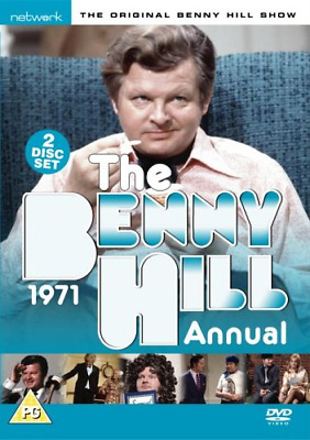 The Benny Hill Annual - 1971 (DVD) (2005) Benny Hill • 4.32£