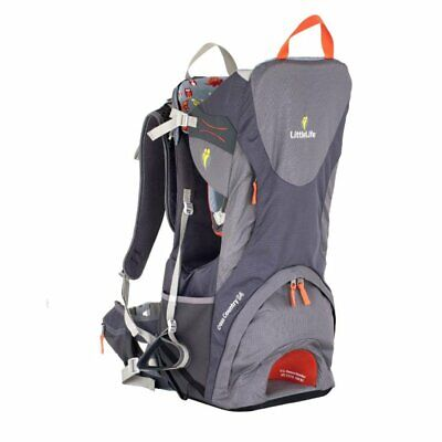 Littlelife Cross Country S4 Child Backpack Hiking Carrier • 179£