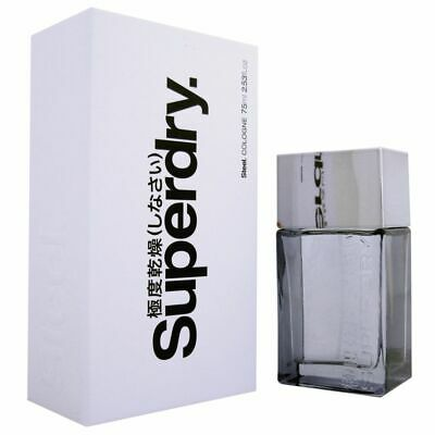 Superdry Steel Men Cologne Spray 75ml • 20.99£
