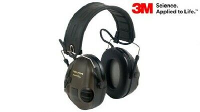 3M Peltor Electronic Ear Defenders Hunting Clay Pigeon Shooting 1st Class S/For  • 140£