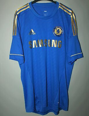 Chelsea London 2012/2013 Home Football Shirt Jersey Adidas Size M #25 • 39.99£