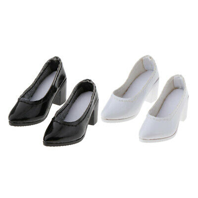 $23.34 • Buy 2Pairs 1/6 Scale High Heel Shoes For 12inch BBI Enterbay Figures Dress-Up